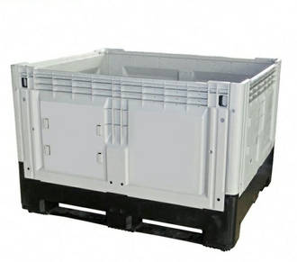 700 Litre Solid Collapsible Pallet Bin